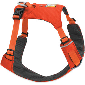 Ruffwear Hi & Light Geschirr sockeye red
